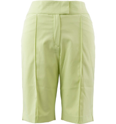 Tail Activewear Women's Ray Lime Woven Bermuda Short