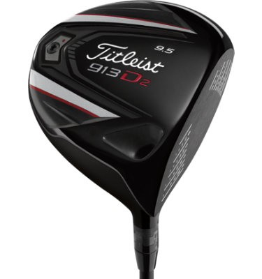 Titleist Men's 913 D2 Driver