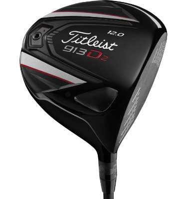 Titleist Men's 913 D2 Senior Driver