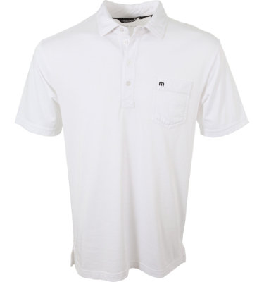 Travis Mathews Men's B-OG Short Sleeve Polo