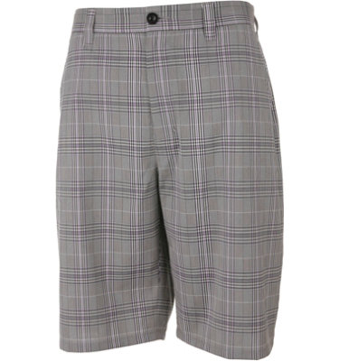 Travis Mathew Men's Ellis Plaid Short