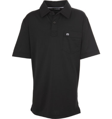Travis Mathew Juniors' OG Short Sleeve Polo