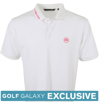 Travis Mathew Men's PGA Champ Bubba Short Sleeve Polo