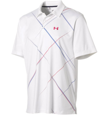 Under Armour Men's Meteor Short Sleeve Polo