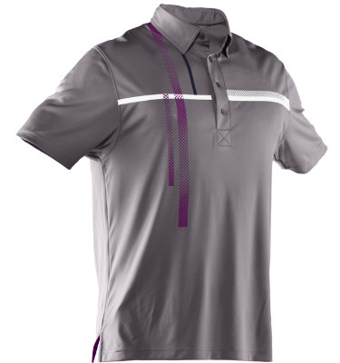 Under Armour Men's Performance Graphic Short Sleeve Polo