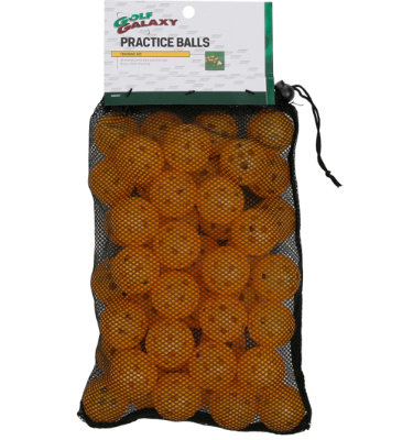 Golf Galaxy Orange Whiffle Practice Balls