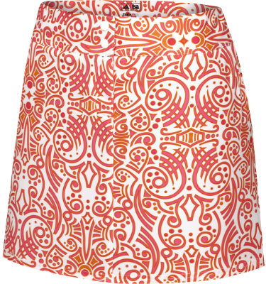 adidas Women's Blooming Tattoo Printed Skort