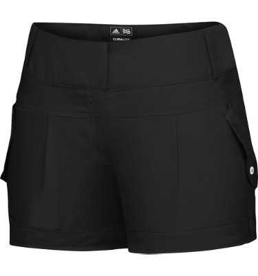 adidas Women's Fashion Performance Woven Novelty Flat Front Short
