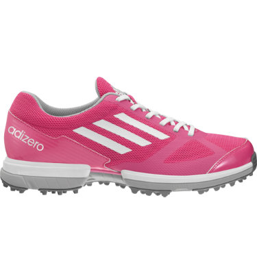 adidas Women's adizero Sport Golf Shoe - Pink/White