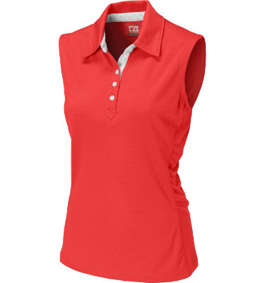 Cutter & Buck Women's Winner Sleeveless Polo