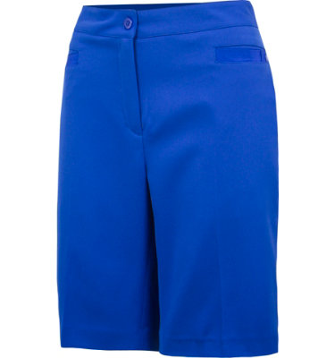 EP Pro Women's Ribbon Trim Flat Front Short