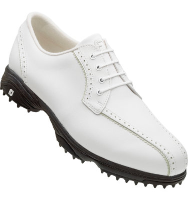 FootJoy Women's GreenJoy Golf Shoe - White Cloud