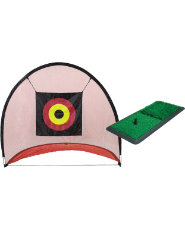 Golf Galaxy Indoor/Outdoor Driving Range