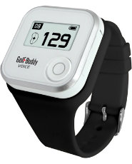 Golf Buddy Voice GPS Wrist Band - Black