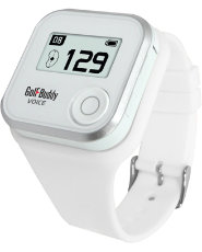 Golf Buddy Voice GPS Wrist Band - White