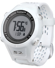 Garmin Approach S2 GPS Watch - White/Gray
