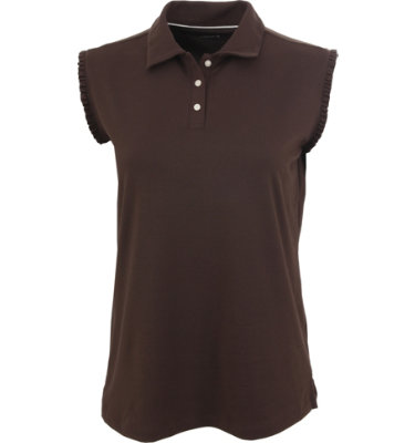 Lady Hagen Women's Erith Sleeveless Polo