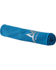 Mission Athletecare Enduracool Instant Cooling Mesh Towel (X-Large) - Blue