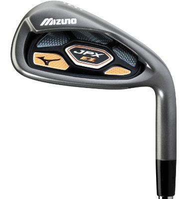 Mizuno Men's JPX-EZ Senior Irons - (Graphite) 4-GW