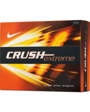 Nike Extreme Crush Golf Balls - 12 pack