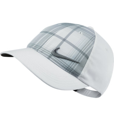 Nike Women's Short Bill Plaid Cap