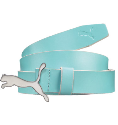 PUMA Women's Skinny Pop Fitted Belt