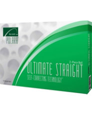 Polara Golf Ultimate Straight Golf Balls - 12 Pack