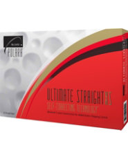 Polara Golf Ultimate Straight XS Golf Balls - 12 Pack