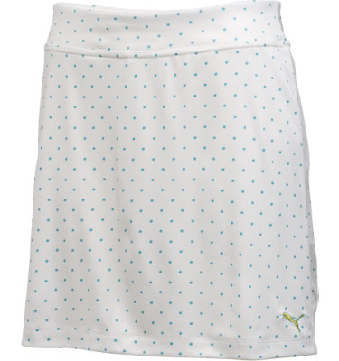 PUMA Women's Watercolor Polka Dot Skort