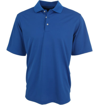PING Men's Iron Short Sleeve Polo