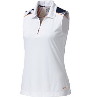 Slazenger Women's Marlow Sleeveless Polo