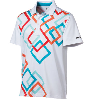 Slazenger Men's Stroud Short Sleeve Polo