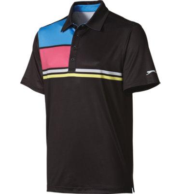 Slazenger Men's Rothwell Short Sleeve Polo