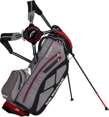 Sun Mountain Men's Three 5 Stand Bag
