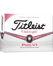 Titleist Pro V1 Limited Edition Golf Balls - 12 pack