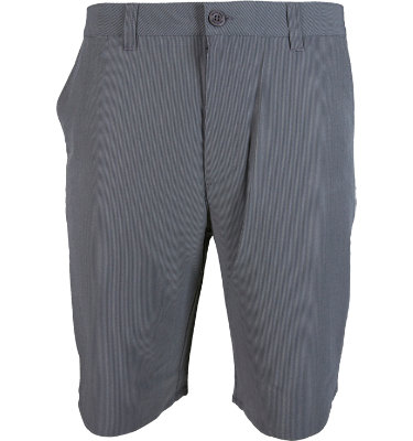 Travis Mathew Men's My Favorite Pinstripe Flat Front Short