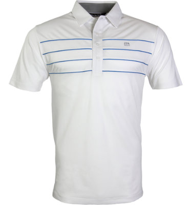 Travis Mathew Men's Highline Short Sleeve Polo