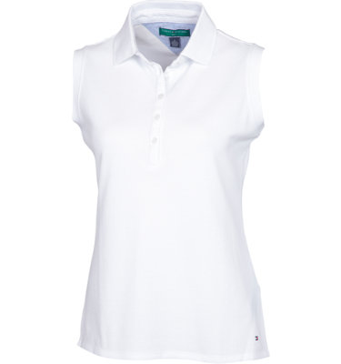 Tommy Hilfiger Women's Laure Sleeveless Polo