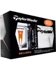 TaylorMade Lethal Golf Ball Bundle Pack