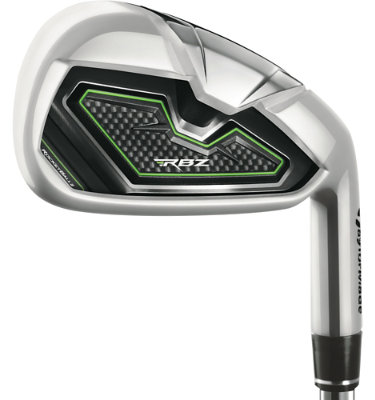 TaylorMade Men's RocketBallz HP Irons - (Steel) 4-AW