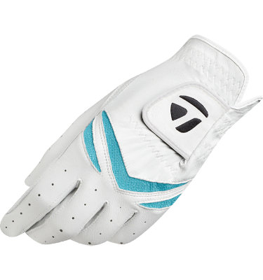 TaylorMade Women's Stratus Golf Glove - White