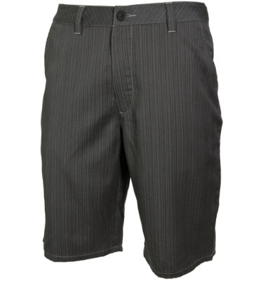 Travis Mathew Men's Lucky Legs Stripe Flat Front Short