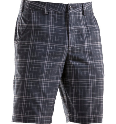 Under Armour Men's Forged Plaid Short 3.0