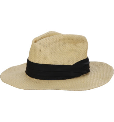 Walter Hagen Men's Core Straw Cap