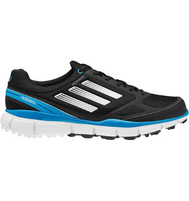 adizero Women's adizero Sport II Golf Shoe - Black/Solar Blue