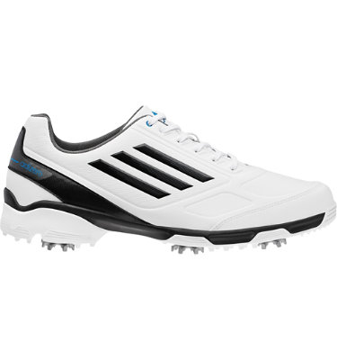 adizero Men's TR Golf Shoe - White/Black/Blue