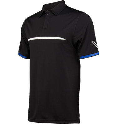 Callaway Men's Zoom Short Sleeve Polo