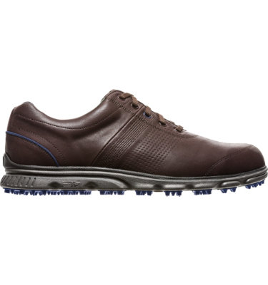 FootJoy Men's DryJoys Casual Golf Shoe - Dark Brown