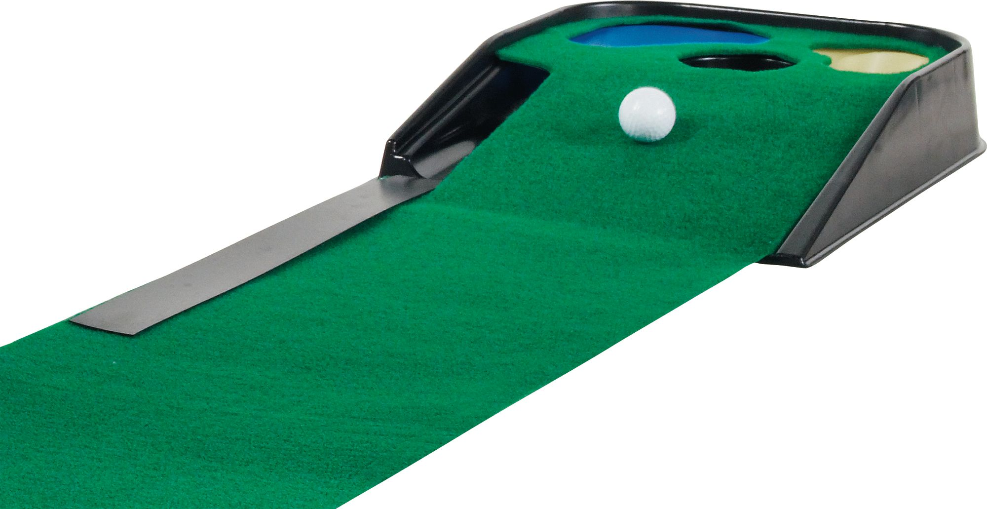 Golf Putting Mat With Ball Return Auto-return Putting Mat