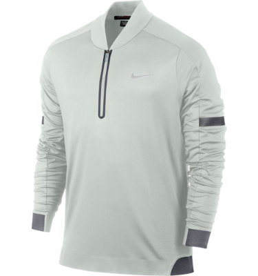 Tiger Woods Collection Men's TW 1/2-Zip Cover-Up